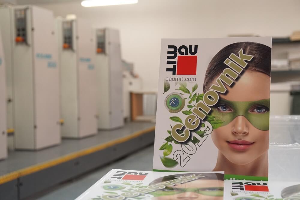 štampa časopisa štamparija Intranet Centar 1