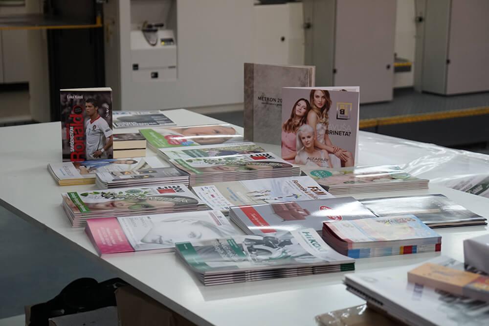 Štampa brošura – Promovišite svoje proizvode i usluge na najdelotvorniji način