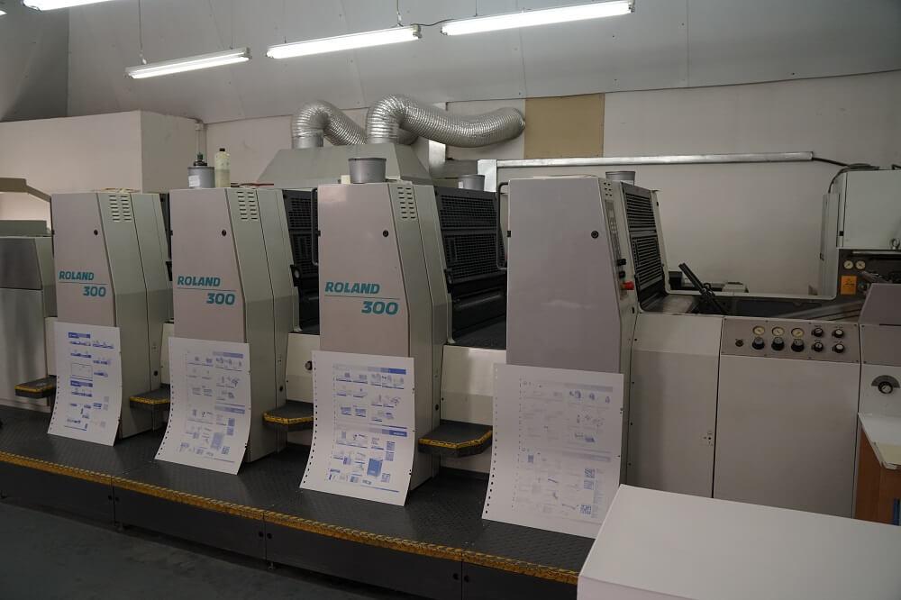 štampa lifleta i letaka štamparija Intranet Centar 4